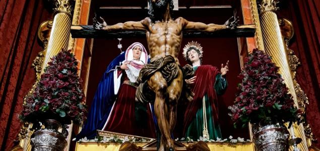 Actos y cultos con motivo de la Semana Santa en la Hermandad de Nervión